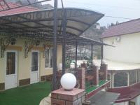 Гостиница в Алупке.
