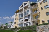 Апартаменты в элитном посёлке с собственным пляжем.