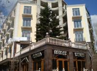 Новое жильё на Пушкинском бульваре в центре города.