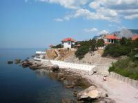 Коттеджный поселок на мысе Сарыч. Недвижимость Крыма
