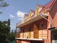 Новая гостиница в Ялте